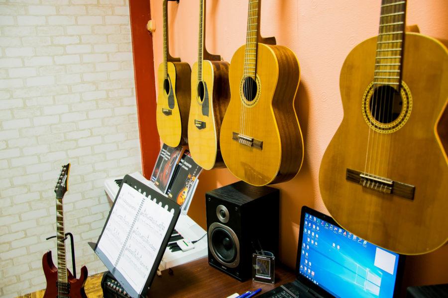 Онлайншкола игры на гитаре MOS Guitar Для взрослых